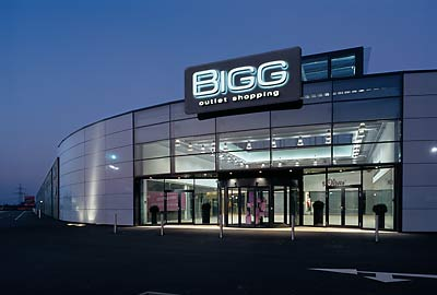 bigg outlet shopping (parndorf)