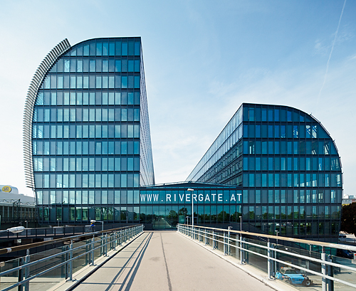 RIVERGATE - das office center an der donau (Wien)